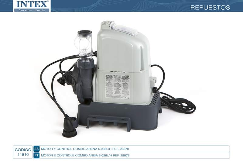 11810-MOTOR Y CONTROL COMBO ARENA 6.056L/H REF.28678