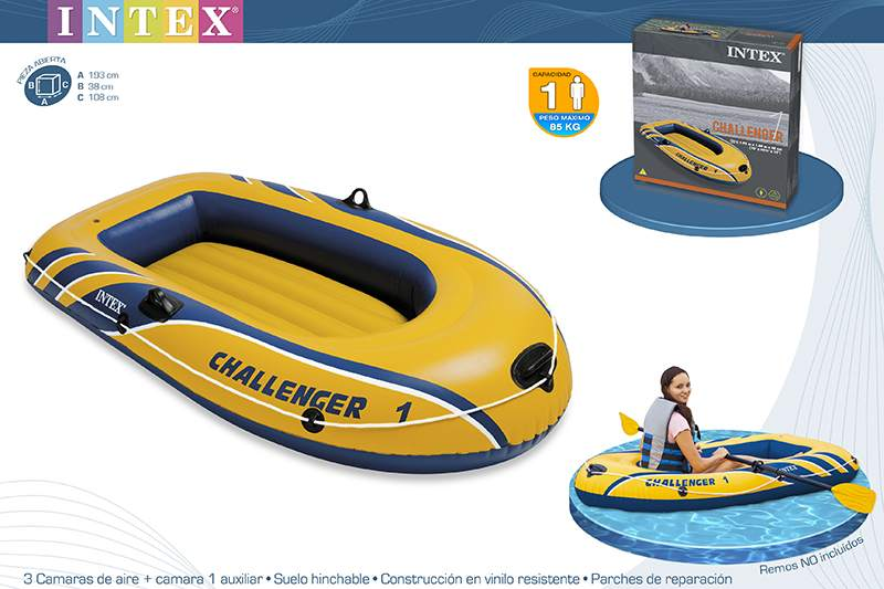BARCO CHALLENGER 1 193X108X38