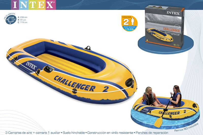 BARCO CHALLENGER 2 236X114X41
