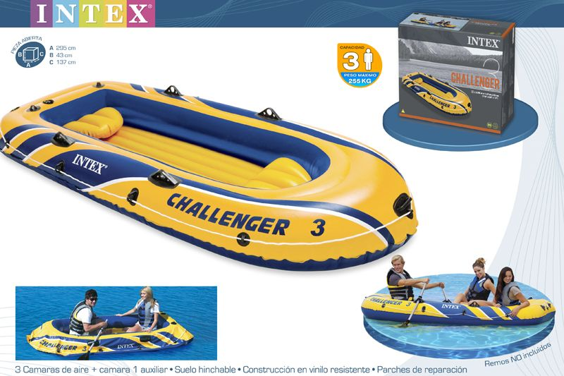 BARCO CHALLENGER 3 295X137X43