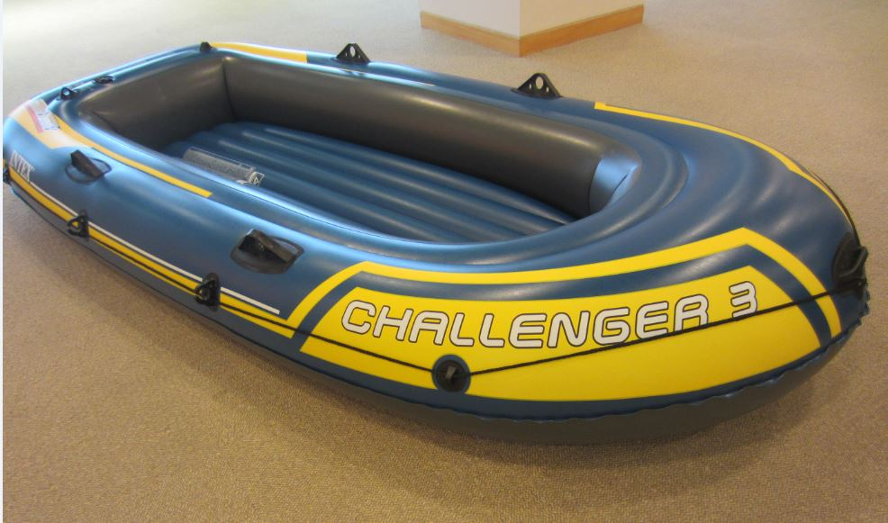 12681-CUERPO BARCO CHALLENGER 3 REF.68370NP SS18
